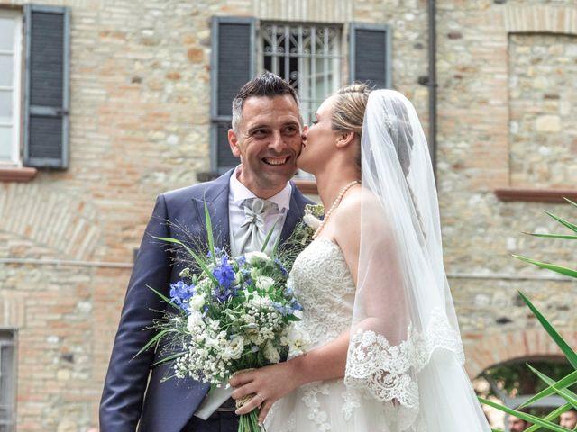 Il matrimonio di Guido e Chiara a Castell'Arquato, Piacenza 149