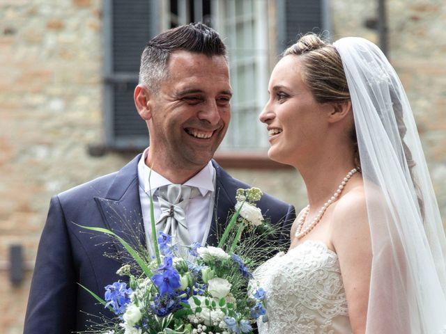 Il matrimonio di Guido e Chiara a Castell'Arquato, Piacenza 151