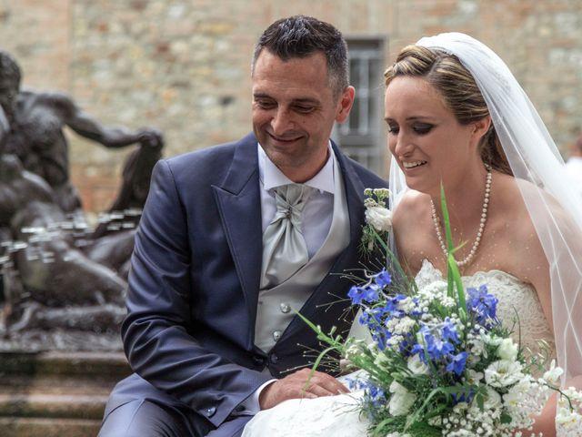 Il matrimonio di Guido e Chiara a Castell'Arquato, Piacenza 155