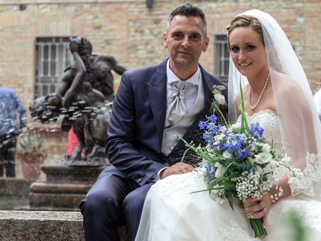 Il matrimonio di Guido e Chiara a Castell'Arquato, Piacenza 158