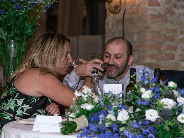 Il matrimonio di Guido e Chiara a Castell'Arquato, Piacenza 163