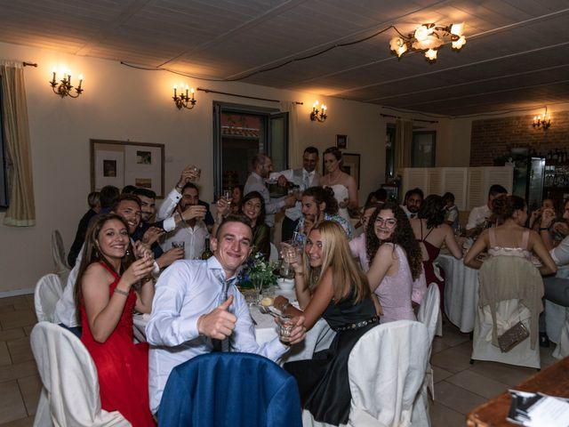Il matrimonio di Guido e Chiara a Castell'Arquato, Piacenza 164