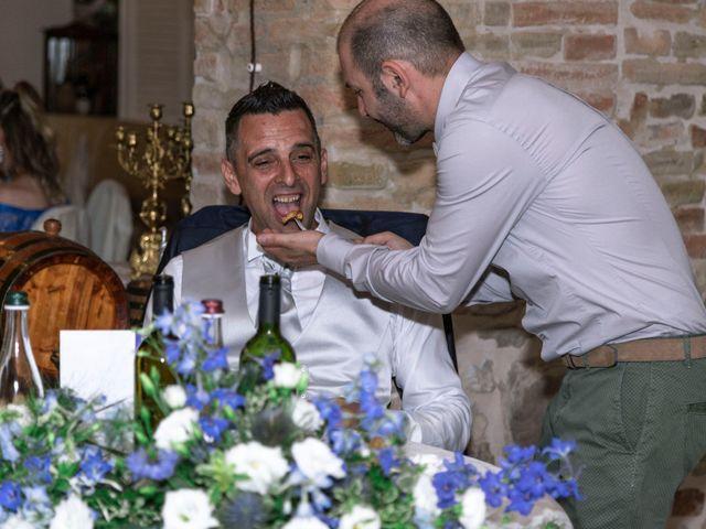 Il matrimonio di Guido e Chiara a Castell'Arquato, Piacenza 165