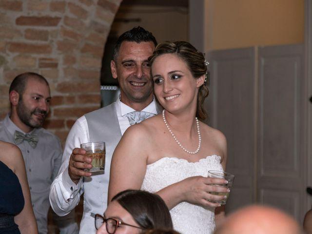 Il matrimonio di Guido e Chiara a Castell'Arquato, Piacenza 166