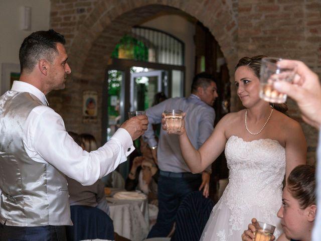 Il matrimonio di Guido e Chiara a Castell'Arquato, Piacenza 169