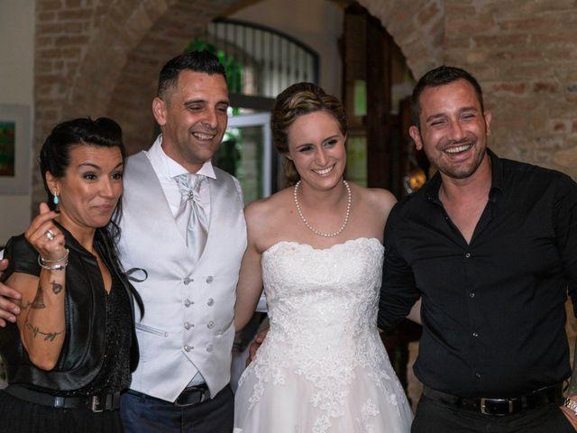 Il matrimonio di Guido e Chiara a Castell'Arquato, Piacenza 171