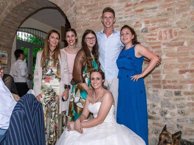 Il matrimonio di Guido e Chiara a Castell'Arquato, Piacenza 174