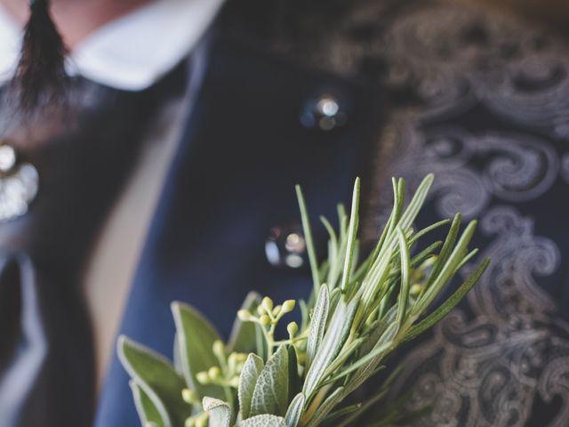 Il matrimonio di Paolo e Marta a Ubiale Clanezzo, Bergamo 5