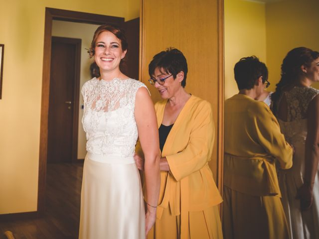 Il matrimonio di Paolo e Marta a Ubiale Clanezzo, Bergamo 8