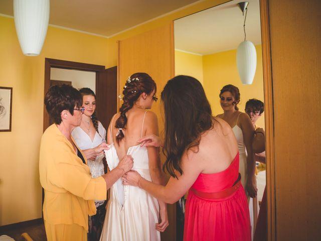 Il matrimonio di Paolo e Marta a Ubiale Clanezzo, Bergamo 10