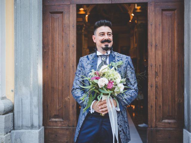 Il matrimonio di Paolo e Marta a Ubiale Clanezzo, Bergamo 15