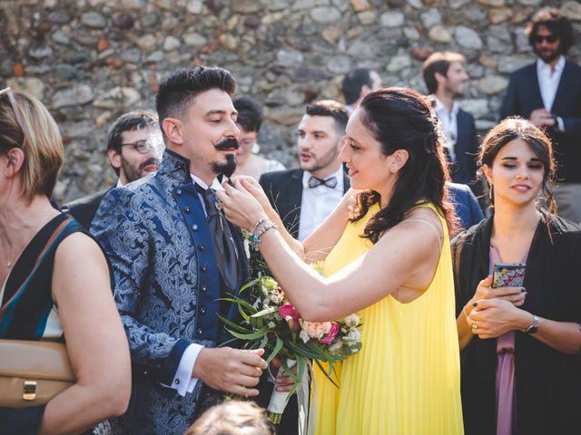 Il matrimonio di Paolo e Marta a Ubiale Clanezzo, Bergamo 16