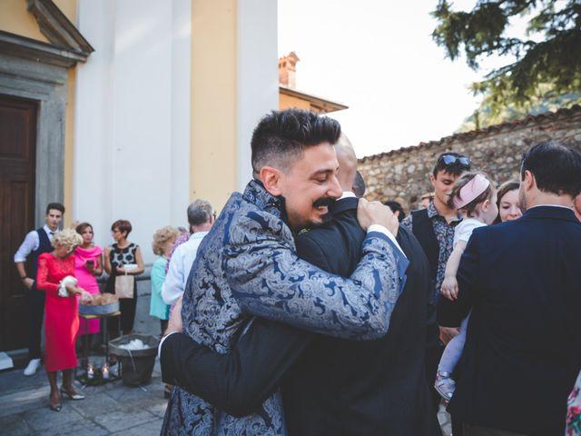 Il matrimonio di Paolo e Marta a Ubiale Clanezzo, Bergamo 17