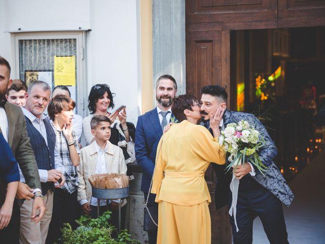 Il matrimonio di Paolo e Marta a Ubiale Clanezzo, Bergamo 19