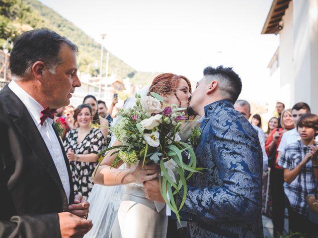 Il matrimonio di Paolo e Marta a Ubiale Clanezzo, Bergamo 22