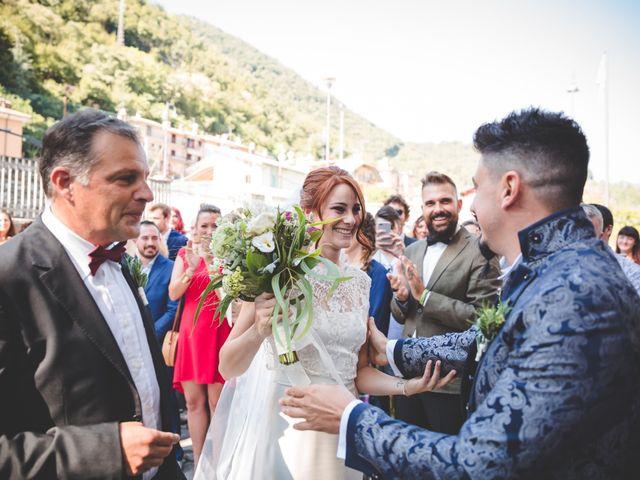 Il matrimonio di Paolo e Marta a Ubiale Clanezzo, Bergamo 23