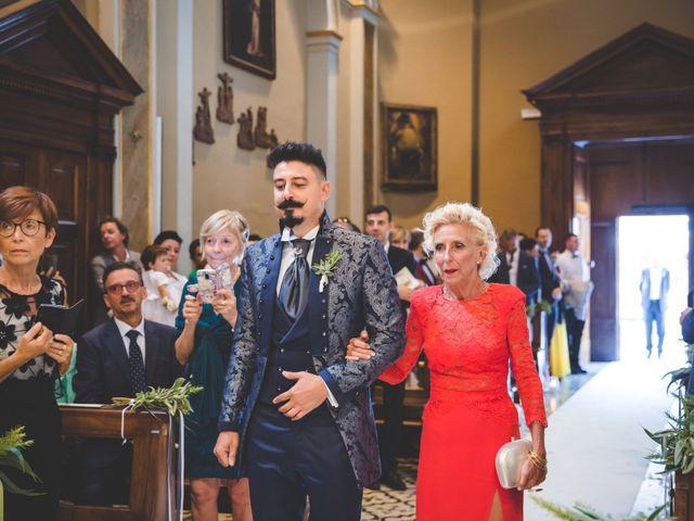 Il matrimonio di Paolo e Marta a Ubiale Clanezzo, Bergamo 26