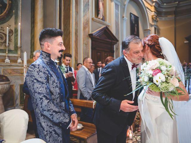Il matrimonio di Paolo e Marta a Ubiale Clanezzo, Bergamo 28
