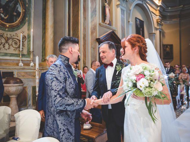 Il matrimonio di Paolo e Marta a Ubiale Clanezzo, Bergamo 29