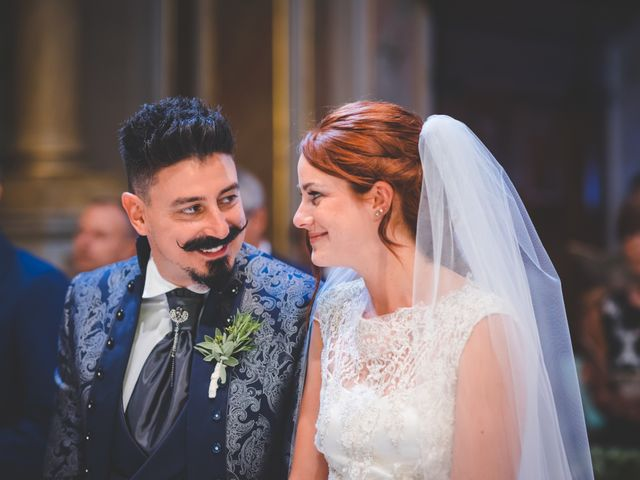 Il matrimonio di Paolo e Marta a Ubiale Clanezzo, Bergamo 32
