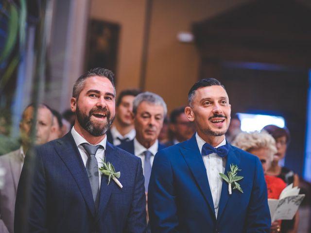 Il matrimonio di Paolo e Marta a Ubiale Clanezzo, Bergamo 33