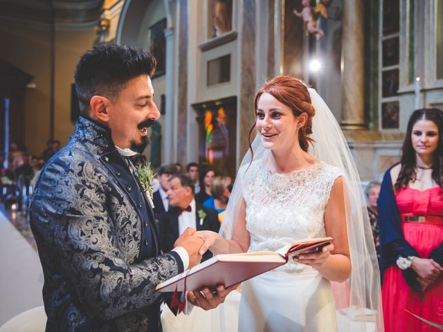Il matrimonio di Paolo e Marta a Ubiale Clanezzo, Bergamo 34