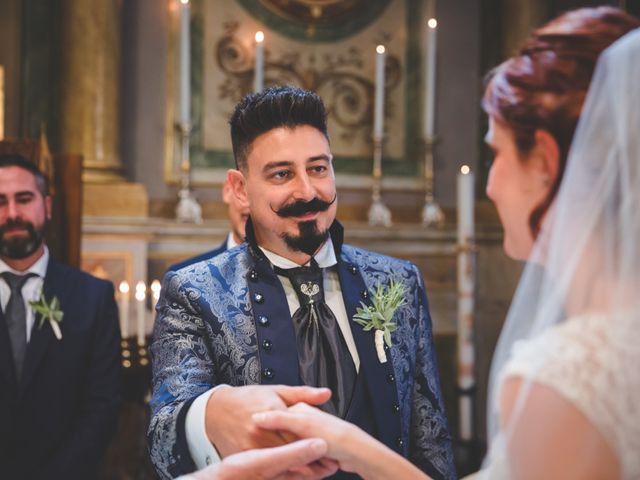 Il matrimonio di Paolo e Marta a Ubiale Clanezzo, Bergamo 35