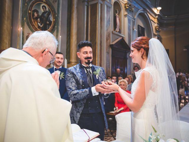 Il matrimonio di Paolo e Marta a Ubiale Clanezzo, Bergamo 36