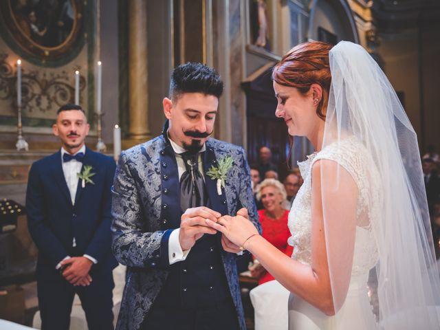 Il matrimonio di Paolo e Marta a Ubiale Clanezzo, Bergamo 37