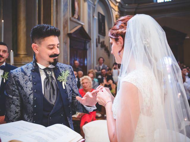 Il matrimonio di Paolo e Marta a Ubiale Clanezzo, Bergamo 38