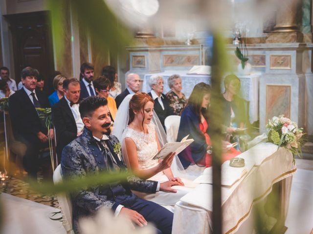 Il matrimonio di Paolo e Marta a Ubiale Clanezzo, Bergamo 40
