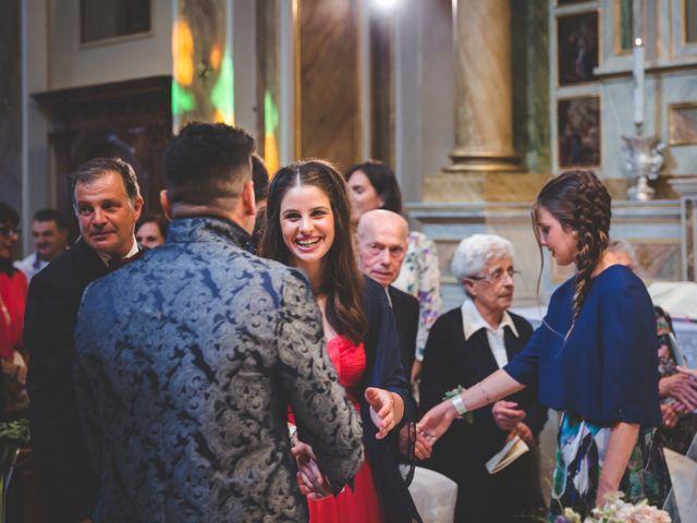 Il matrimonio di Paolo e Marta a Ubiale Clanezzo, Bergamo 41