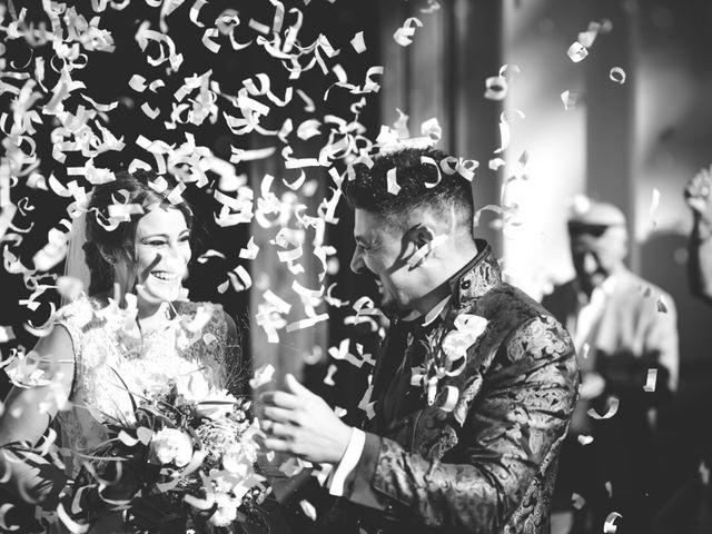 Il matrimonio di Paolo e Marta a Ubiale Clanezzo, Bergamo 44