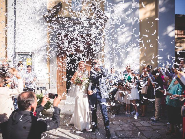 Il matrimonio di Paolo e Marta a Ubiale Clanezzo, Bergamo 45