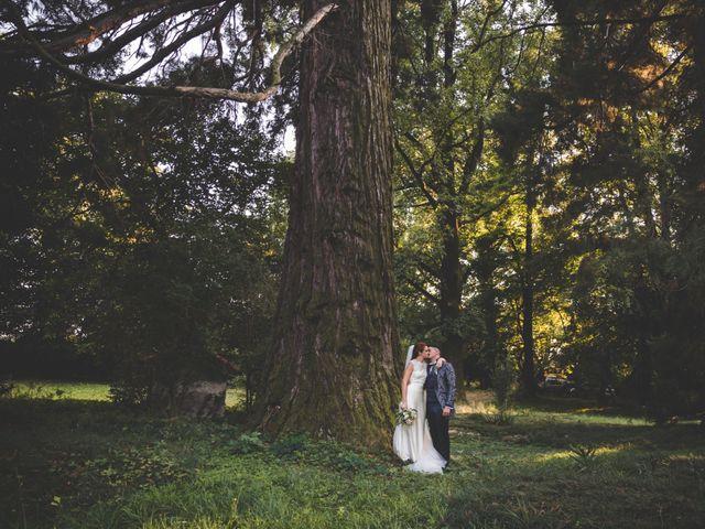 Il matrimonio di Paolo e Marta a Ubiale Clanezzo, Bergamo 62