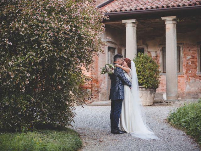 Il matrimonio di Paolo e Marta a Ubiale Clanezzo, Bergamo 64