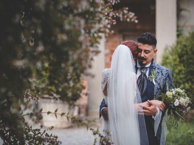 Il matrimonio di Paolo e Marta a Ubiale Clanezzo, Bergamo 1