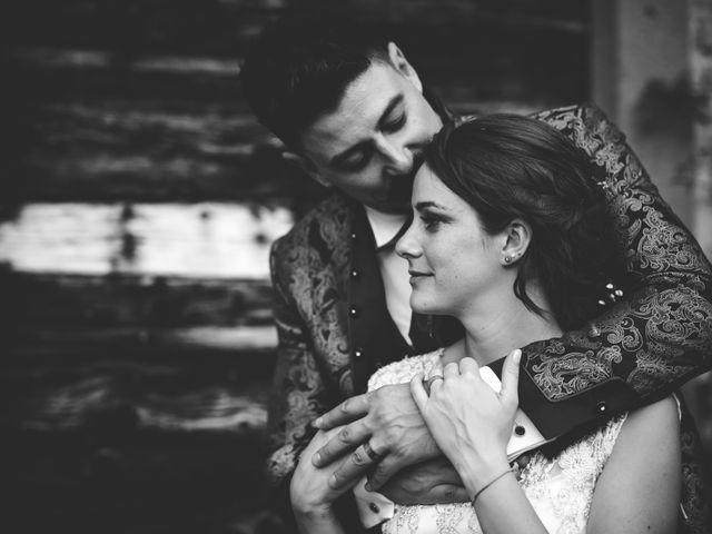 Il matrimonio di Paolo e Marta a Ubiale Clanezzo, Bergamo 67