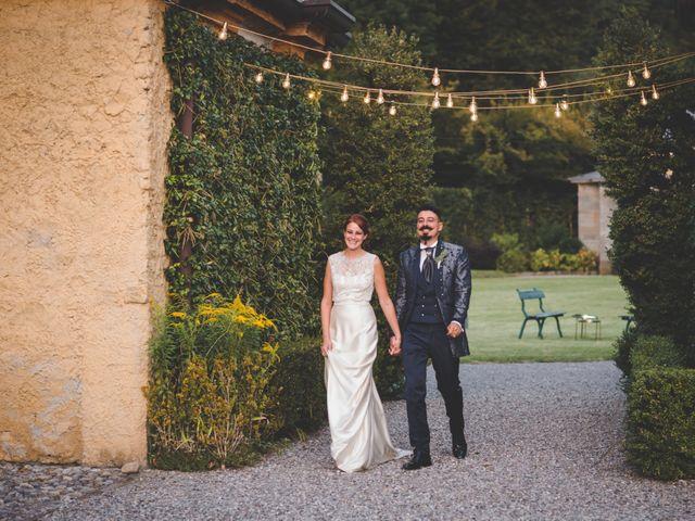 Il matrimonio di Paolo e Marta a Ubiale Clanezzo, Bergamo 69