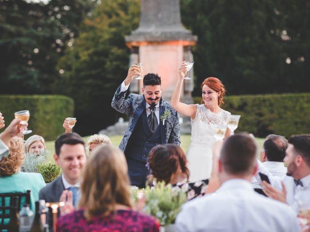 Il matrimonio di Paolo e Marta a Ubiale Clanezzo, Bergamo 73