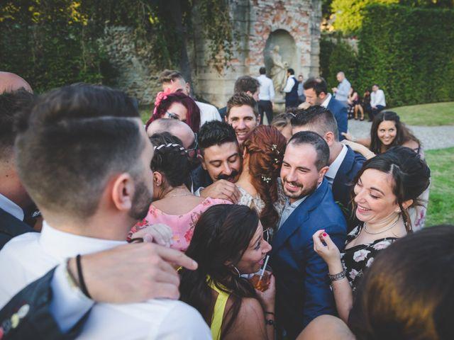 Il matrimonio di Paolo e Marta a Ubiale Clanezzo, Bergamo 75