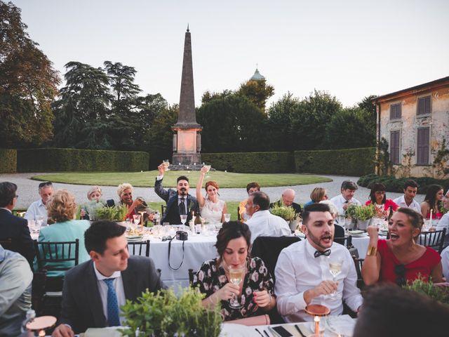 Il matrimonio di Paolo e Marta a Ubiale Clanezzo, Bergamo 77