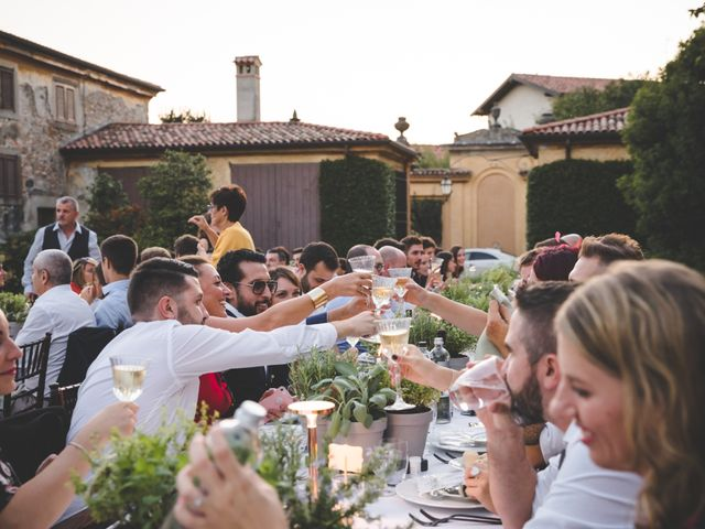 Il matrimonio di Paolo e Marta a Ubiale Clanezzo, Bergamo 79