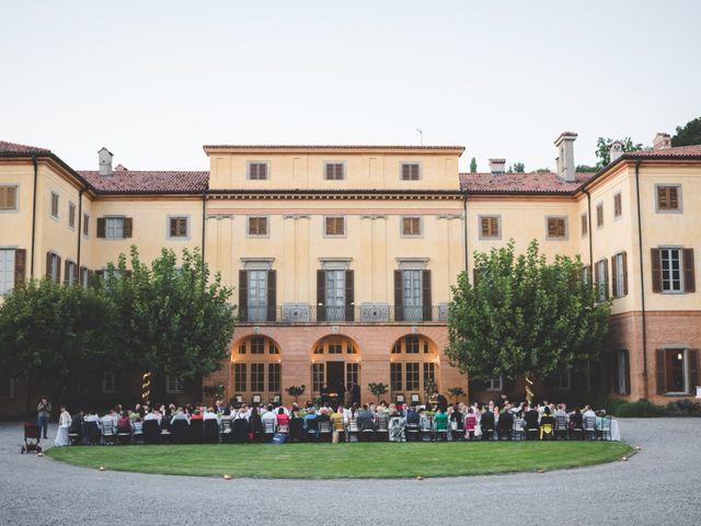 Il matrimonio di Paolo e Marta a Ubiale Clanezzo, Bergamo 80