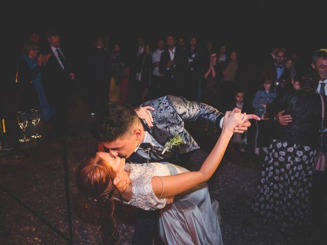 Il matrimonio di Paolo e Marta a Ubiale Clanezzo, Bergamo 83