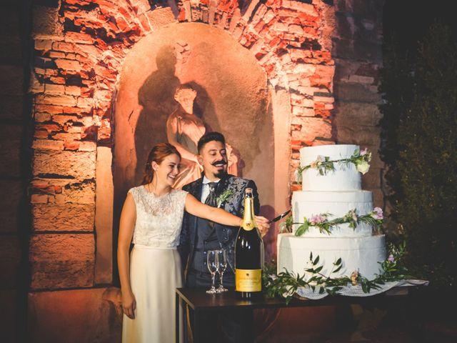 Il matrimonio di Paolo e Marta a Ubiale Clanezzo, Bergamo 84
