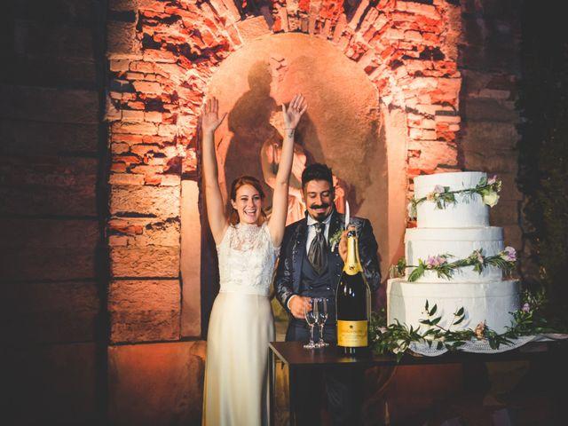 Il matrimonio di Paolo e Marta a Ubiale Clanezzo, Bergamo 85