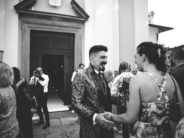 Il matrimonio di Paolo e Marta a Ubiale Clanezzo, Bergamo 20
