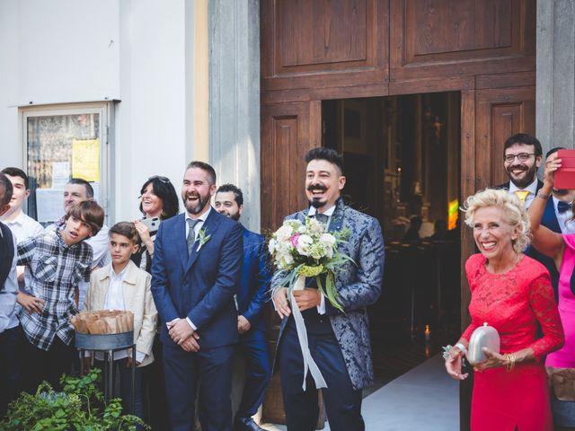 Il matrimonio di Paolo e Marta a Ubiale Clanezzo, Bergamo 21