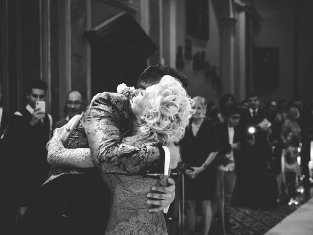 Il matrimonio di Paolo e Marta a Ubiale Clanezzo, Bergamo 31